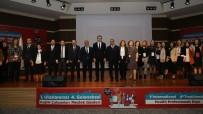 Sağlık Çalışanları Atatürk Üniversitesi'nde Buluştu