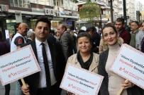 BÜYÜK ANADOLU - Samsun'da Diyabet Yürüyüşü