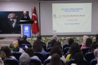 ÖĞRETMENLER GÜNÜ - SAÜ'de, '21. Yüzyılda Öğretmen Olmak' Konulu Konferans Düzenlendi