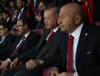 ANDORRA - Tarihi zaferin ardından Erdoğan'dan ilk açıklama!