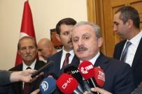 TBMM Başkanı Şentop Açıklaması 'Türkiye Cumhurbaşkanımızın Liderliğinde Önemli Bir Diplomatik Başarı Elde Etmiştir'