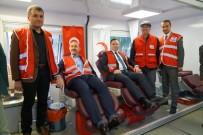 Terme'de Kan Bağışı Seferberliği