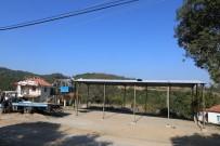 Turgutlu'da Kiraz Üreticisini Rahatlatacak Çalışma