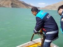 Zernek Barajı'nda Stok Tespit Çalışması