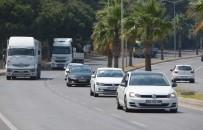 JEEP - Aliağa'da Trafiğe Kayıtlı Araç Sayısı 24 Bin 239