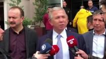 Ankara Büyükşehir Belediye Başkanı Yavaş Hakim Karşısına Çıktı