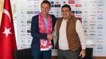 JOSE MOURİNHO - Antalyaspor'da Stjepan Tomas Dönemi Resmen Başladı
