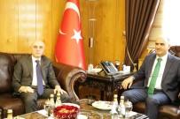 Bakan Yardımcısı Erdil Açıklaması 'Artık Terör Örgütü Dağda Barınamaz Hale Geldi'