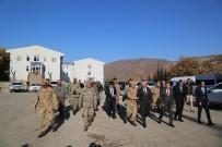 Bakan Yardımcısı Ersoy İle Jandarma Genel Komutanı Çetin Tunceli'de