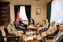Bakan Yardımcısı Ersoy Ve Jandarma Genel Komutanı Çetin Bingöl'de