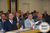 Başkan Bozkurt, Çevre Hizmetleri Birliği Toplantısına Katıldı