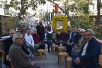 YUNUSEMRE - Başkan Çerçi Topçuasım'da Vatandaşlar İle Buluştu