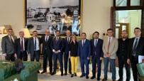 PEŞİN ÖDEME - Başkan Ekrem Özdemir Açıklaması 'Yaparsa Sağlık-Sen Yapar Dedik Ve Yaptık'