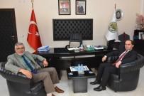 Başsavcı Çepni'den Başkan Bozkurt'a Ziyaret