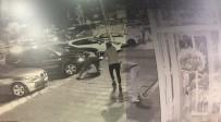 Büyükçekmece'de Kasklı Saldırgan Dehşet Saçtı