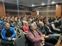 KISA MESAFE - Çorlu'da Amatör Denizci Ve Kısa Mesafe Telsiz Eğitimi