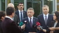 KURULUŞ YILDÖNÜMÜ - Cumhurbaşkanı Yardımcısı Oktay'dan Doğu Akdeniz Açıklaması