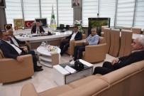 DESOB'dan Başkan Beyoğlu'na Ziyaret