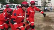 TABUR KOMUTANLIĞI - Doğu Akdeniz-2019 Davet Tatbikatı'na Mersin'de Devam Edildi