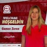 TÜRKİYE KADINLAR BASKETBOL LİGİ - Elazığ'ın Süper Lig Ekibi,  Gamze Zeren'i Transfer Etti