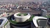Erzurum Şehir Hastanesinin Yüzde 98'İ Tamamlandı