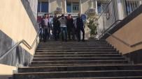 UYGUR TÜRKÜ - Fatih'te Vurularak Öldürülen Uygur Türkü'nün Katil Zanlıları Adliyeye Sevk Edildi