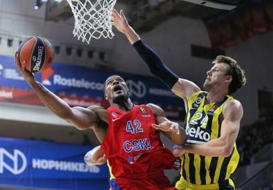 Fenerbahçe farklı yenildi