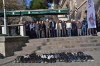 Filistin Şehitleri İçin Gıyabi Cenaze Namazı Kılındı