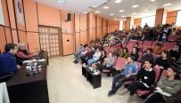 CEBRAIL - GAÜN'de Çağdaş Sanat Stratejileri Söyleşisi