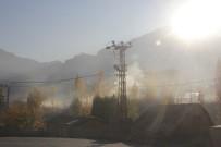 Hakkâri'de Hava Kirliliği