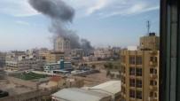 ROKET SALDIRISI - İsrail Ateşkese Rağmen Gazze'yi Vurmaya Devam Ediyor