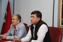 ESNAF VE SANATKARLAR ODASı - Kaş Belediyesi, 'Travel Turkey İzmir' İçin Toplandı