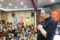FAHRETTİN PAŞA - Kastamonu'da Hayati İnanç'tan 'Can Veren Pervaneler' Konferansı