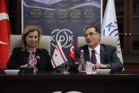ŞEREF MALKOÇ - KDK Başkanı Şeref Malkoç, KKTC Ombudsman Heyetini Ağırladı