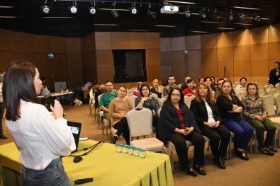 Küçükçekmece'de Belediye Çalışanlarına Sağlıklı Beslenme Önerisi