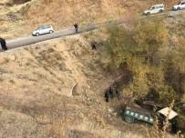 YEŞILDERE - Malatya'da Traktör Kazası Açıklaması 1 Ölü