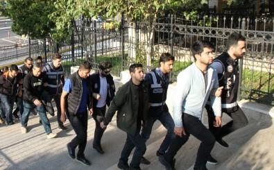 Mardin'deki FETÖ Operasyonunda 7 Tutuklanma