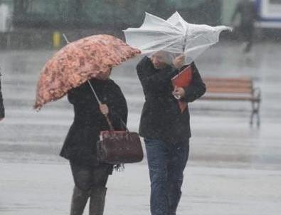 Meteoroloji'den 6 kente sağanak uyarısı