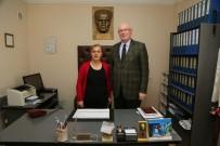 GÖKMEYDAN - Odunpazarı Belediye Başkanı Kazım Kurt'tan Muhtar Ziyareti