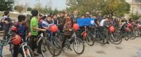 BİSİKLET TURU - Öğrencier Obeziteye Karşı Pedal Çevirdiler