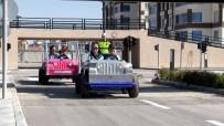 Öğrenciler Trafik Kurallarını Niğde Belediyesi Trafik Pistinde Öğrenecek