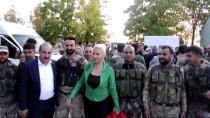 SİİRT ÜNİVERSİTESİ - Operasyondan Dönen Mehmetçiğe Sürpriz Ziyaret