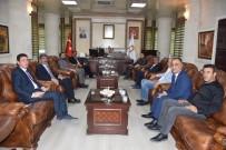 MUSTAFA ÖZTÜRK - Rektör Özcoşar Açıklaması 'Nusaybin MYO Evine Dönmeli'