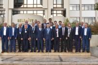 MEHMET GÜLER - Salihlili Muhtarlar Kıbrıs'a Uğurlandı