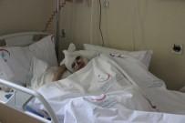 Tüp Patlaması Sonucu Yanan Kadın 2 Aydır İyileşeceği Günü Bekliyor