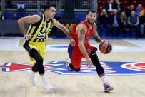 Turkish Airlines Euroleague Açıklaması CSKA Moskova Açıklaması 88 - Fenerbahçe Beko Açıklaması 70