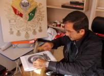 500 Gün Hastanede Yattı, Sanatla Hayata Tutundu