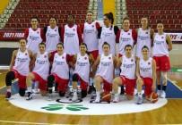 KADIN BASKETBOL TAKIMI - A Milli Kadın Basketbol Takımı Litvanya Maçı Hazırlıklarını Sürdürüyor