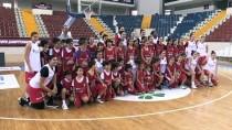 KADIN BASKETBOL TAKIMI - A Milli Kadın Basketbol Takımı, Litvanya Maçının Hazırlıklarını Sürdürdü