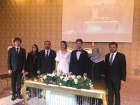 ÖMER SEYMENOĞLU - AK Parti Isparta İl Başkanı Zabun, Avukat Oğlunu Evlendirdi